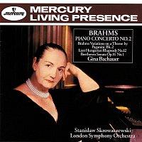 Gina Bachauer, London Symphony Orchestra, Stanislaw Skrowaczewski – Brahms: Piano Concerto No. 2 / Beethoven: Piano Sonata No.9