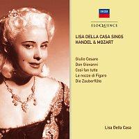 Lisa della Casa, Wiener Philharmoniker, L'Orchestre de la Suisse Romande – Lisa Della Casa Sings Handel & Mozart