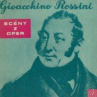 Orchestr Národního divadla v Praze/Bohumil Gregor – Scény z oper Gioacchina Rossiniho