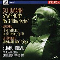 """Eliahu Inbal, Radio Sinfonie Orchester Frankfurt – Schumann: Symphony No. 3 """"Rheinische"""""""