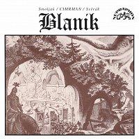 Přední strana obalu CD Blaník
