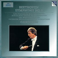 """Luba Orgonasova, Anne Sofie von Otter, Anthony Rolfe Johnson, Gilles Cachemaille – Beethoven: Symphony No.9 """"Choral"""""""