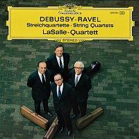 Přední strana obalu CD Debussy: String Quartet In G Minor, Op. 10 / Ravel: String Quartet In F Major