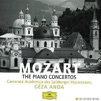Camerata Academica des Mozarteums Salzburg, Géza Anda – Mozart: The Piano Concertos