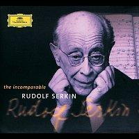 Přední strana obalu CD The Incomparable Rudolf Serkin
