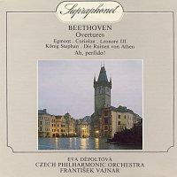 Eva Děpoltová, Česká filharmonie, František Vajnar – Beethoven: Předehry (Egmont, Coriolan, Leonore III...)