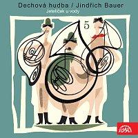 Přední strana obalu CD Dechová hudba/Jindřich Bauer (5) Jetelíček u vody