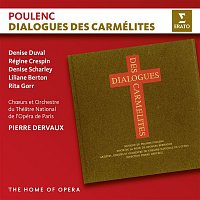 Pierre Dervaux – Poulenc: Dialogues des Carmélites – CD