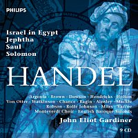 John Eliot Gardiner – Handel: Oratorios