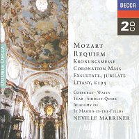 Chorus and Academy of St Martin In The Fields, Sir Neville Marriner – Mozart: Requiem; Coronation Mass, etc. [2 CDs]