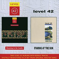 Level 42 – Running In The Family / Staring At The Sun