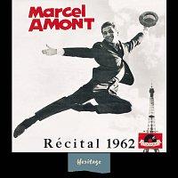 Přední strana obalu CD Heritage - Récital a Bobino - Polydor (1962)