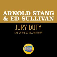 Přední strana obalu CD Jury Duty [Live On The Ed Sullivan Show, February 22, 1959]