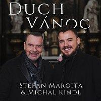 Přední strana obalu CD Duch Vánoc (feat. Michal Kindl)