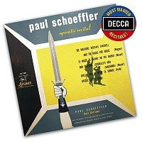 Paul Schoffler, Wiener Philharmoniker, Karl Bohm, Rudolf Moralt – Paul Schoeffler Operatic Recital