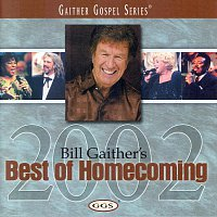 Přední strana obalu CD Bill Gaither's Best Of Homecoming 2002