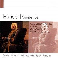 Yehudi Menuhin, Simon Preston, Evelyn Rothwell – Handel Sarabande