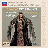 Dame Joan Sutherland, Giacomo Aragall, Huguette Tourangeau, Clifford Grant – Massenet: Esclarmonde