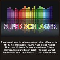 Přední strana obalu CD Super Schlager