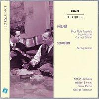 Arthur Grumiaux, William Bennett, Pierre Pierlot, George Pieterson – Mozart: Four Flute Quartets; Oboe Quartet; Clarinet Quintet; Schubert: String Quintet