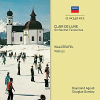 Raymond Agoult, The New Symphony Orchestra Of London, Douglas Gamley – Clair de Lune - Orchestral Favourites; Waldteufel - Waltzes