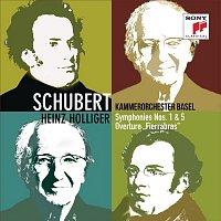 Kammerorchester Basel & Heinz Holliger – Schubert: Symphonies Nos. 1 & 5, Fierrabras Overture