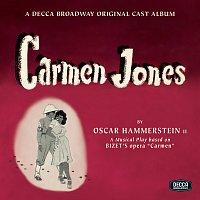 Přední strana obalu CD Carmen Jones