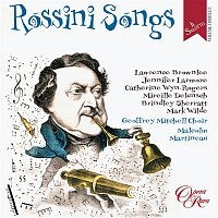 Lawrence Brownlee, Jennifer Larmore, Catherine Wyn-Rogers, Mireille Delunsch – Il Salotto Vol. 13: Rossini songs