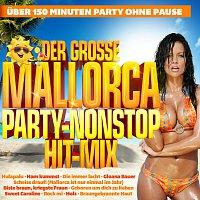 Přední strana obalu CD Der grosze Mallorca Party-Nonstop Hit-Mix