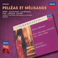 Colette Alliot-Lugaz, Didier Henry, Gilles Cachemaille, Pierre Thau – Debussy: Pelléas et Mélisande