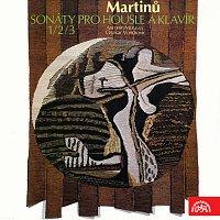 Antonín Moravec, Otakar Vondrovic – Martinů: Sonáty pro housle a klavír