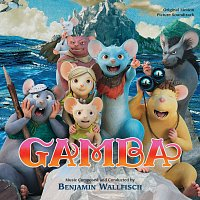 Benjamin Wallfisch – Gamba [Original Motion Picture Soundtrack]