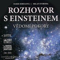 Radovan Lukavský – Mihulová, Svoboda: Rozhovor s Einsteinem - Vědomí pokory