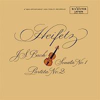 Jascha Heifetz – Bach: Sonata No. 1, BWV 1001, in G Minor, Partita No. 2, BWV 1004, in D Minor