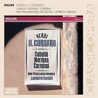 Montserrat Caballé, Jessye Norman, José Carreras, New Philharmonia Orchestra – Verdi: Il Corsaro [2 CDs]