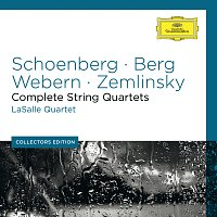 LaSalle Quartet – Schoenberg / Webern / Berg / Zemlinsky / Apostel: Complete String Quartets