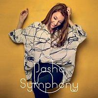 Přední strana obalu CD Dasha Symphony
