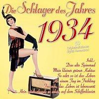 Různí interpreti – Die Schlager des Jahres 1934