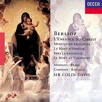 Sir Colin Davis, Elsie Morison, Sir Peter Pears, John Cameron, Joseph Rouleau – Berlioz: L'Enfance du Christ; La Mort de Cléopatre; La Mort d'Ophélie etc