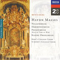The Choir of King's College, Cambridge, London Symphony Orchestra, George Guest – Haydn: 4 Masses