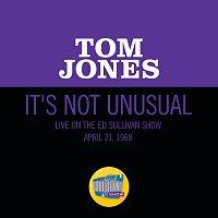 Tom Jones – It's Not Unusual [Live On The Ed Sullivan Show, April 21, 1968]