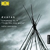 "James Levine, George Szell – Dvorák: Symphony No.9 ""From the new world""; Cello Concerto Op.104"