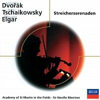 Academy of St. Martin in the Fields, Sir Neville Marriner – Dvorák, Tschaikowsky, Elgar: Streicherserenaden