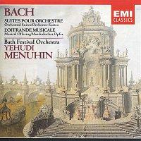 Bath Festival Orchestra, Yehudi Menuhin – Bach - Orchestral Suites, etc