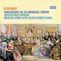 Bracha Eden, Alexander Tamir – Schubert: Variations on an Original Theme; Grand Duo Sonata