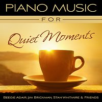 Přední strana obalu CD Piano Music For Quiet Moments
