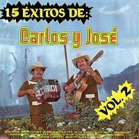 Přední strana obalu CD 15 Éxitos De [Vol. 2]