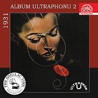 Přední strana obalu CD Historie psaná šelakem - Album Ultraphonu 2 - 1931