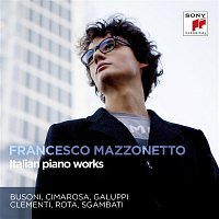 Francesco Mazzonetto, Nino Rota – Italian Piano Works