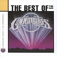 Přední strana obalu CD Anthology:  The Commodores